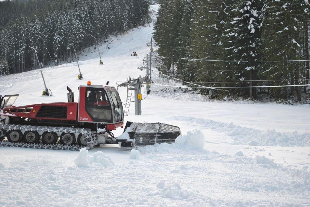 Ski resort Roháče - Spálená in High Tatras - © facebook.com/rohacespalena