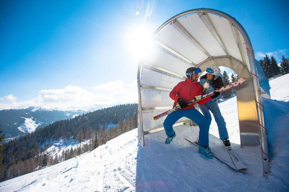 Skifahren in Ski amadé - © © Ski amadé