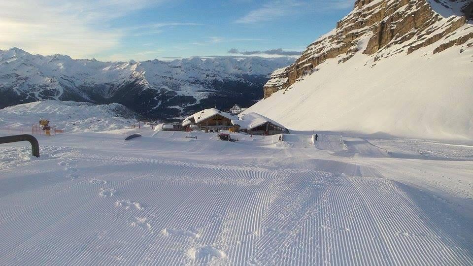 Madonna di Campiglio, Ursus Snowpark 22 Nov 2014 - © Funivie Campiglio