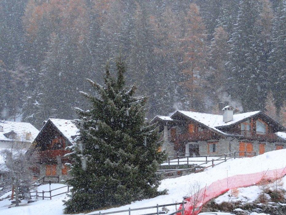 Monterosa Ski 15.11.14 - Neve fresca Novembre 2014