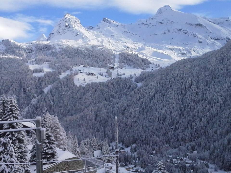 Val d'Ayas, Monterosa Ski 14.11.14 - Neve fresca Novembre 2014 - © K. Perret