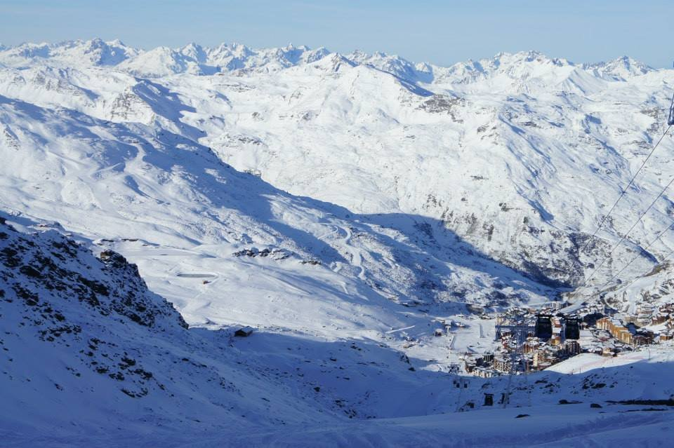 Val Thorens Nov. 22, 2014 - © Val Thorens/Facebook