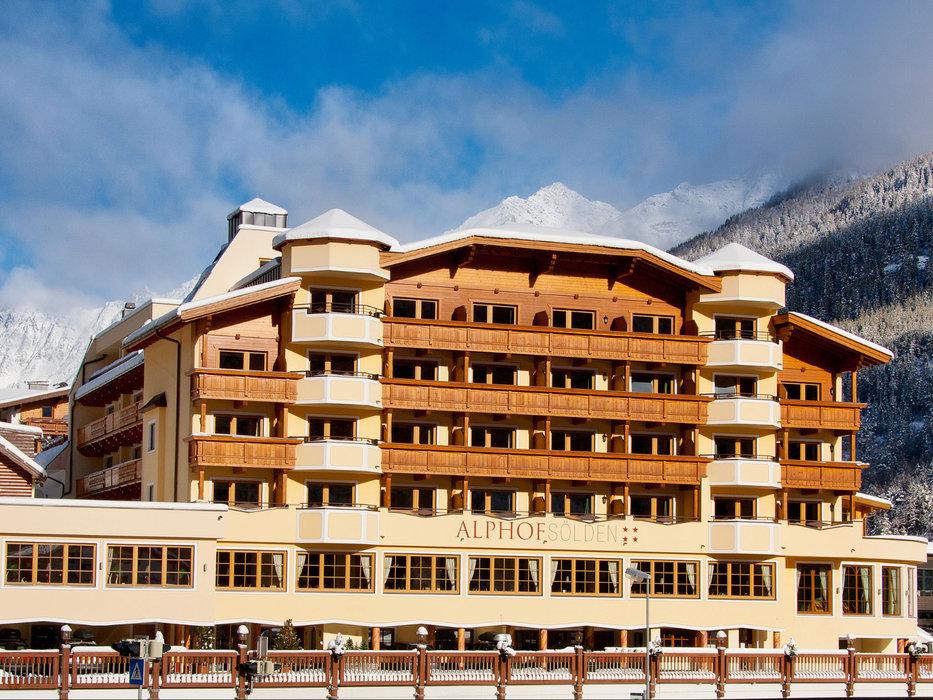 Hotel Alphof Soelden - Sölden