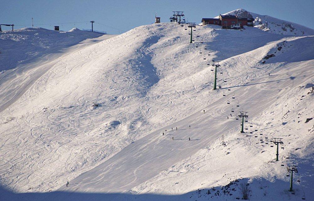 Prato Nevoso Dec. 29, 2014 - © Prato Nevoso Ski (Facebook)