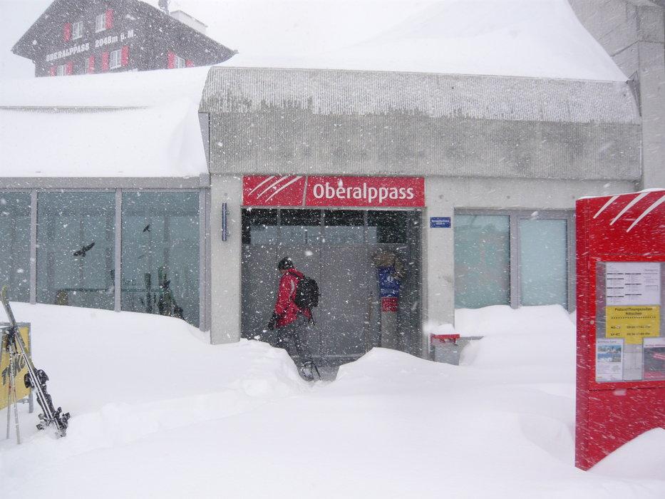 Oberalp Pass 2008  - ©snowbandit @ Skiinfo Lounge
