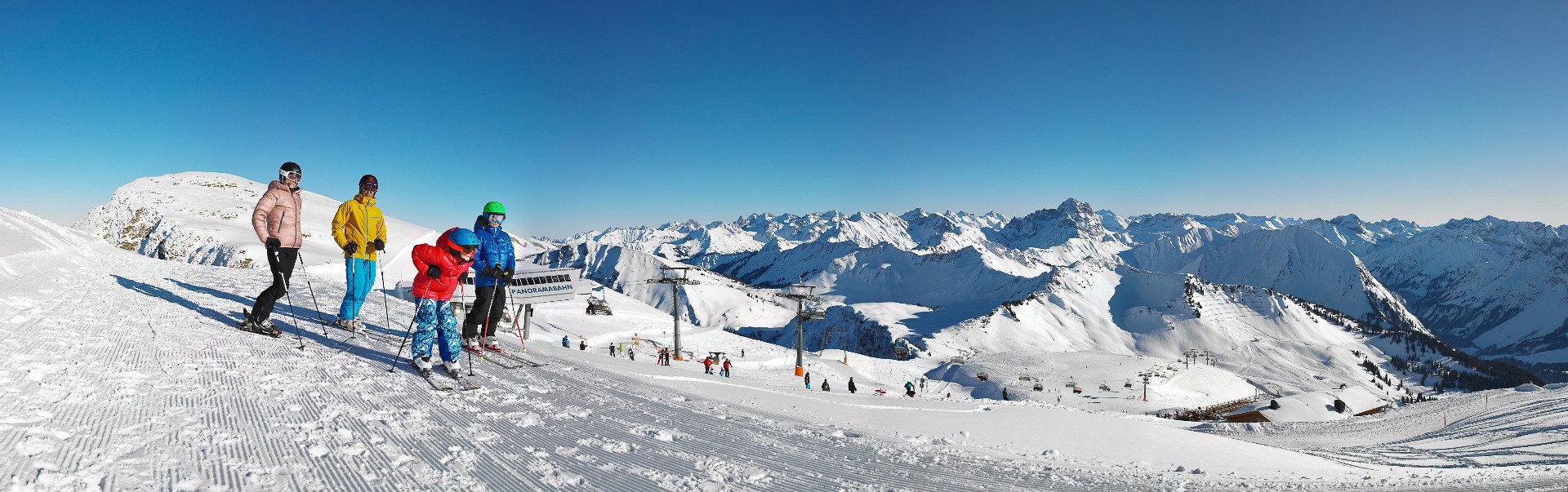 Diedamskopf - © Diedamskopf Alpin Tourismus