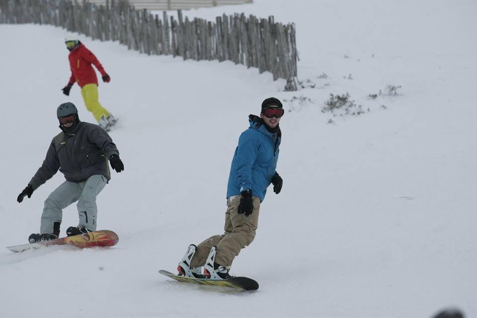 Cairngorm Mtn open for skiing Dec. 13, 2014 - © Peter Jolly