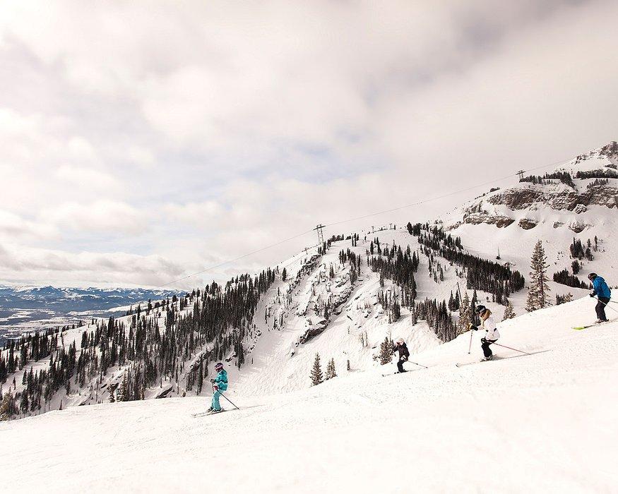 Jackson Hole überzeugt durch einzigartige Eindrücke - © Four Seasons Resort and Residences Jackson Hole