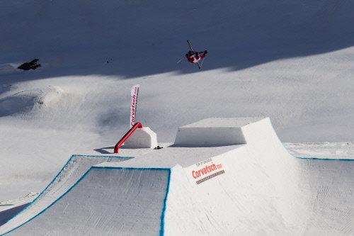 Engadin St. Moritz - swiss-image.ch/Roman Lachner - © Freeski World Cup Corvatsch