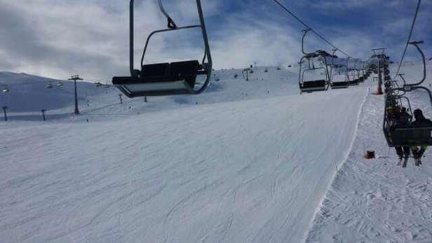 Super Skiurlaub gehabt! Pisten waren vor allem Vormittags fantastisch! Super Wetter! Einfach nur genial!