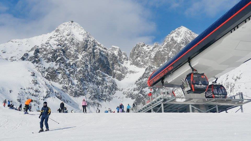 Tatranska Lomnica, High Tatras, Slovakia