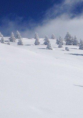 Traumhaft - etwas mehr Schnee darf es aber sein...