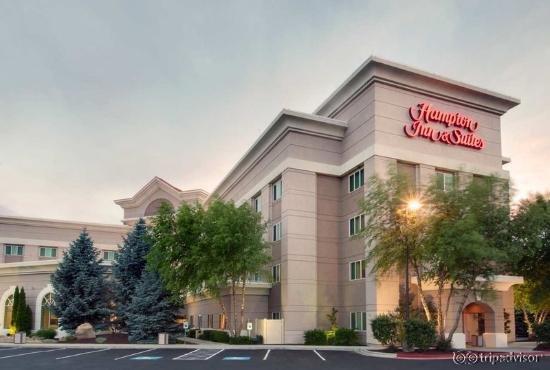 Hampton Inn & Suites Boise Spectrum