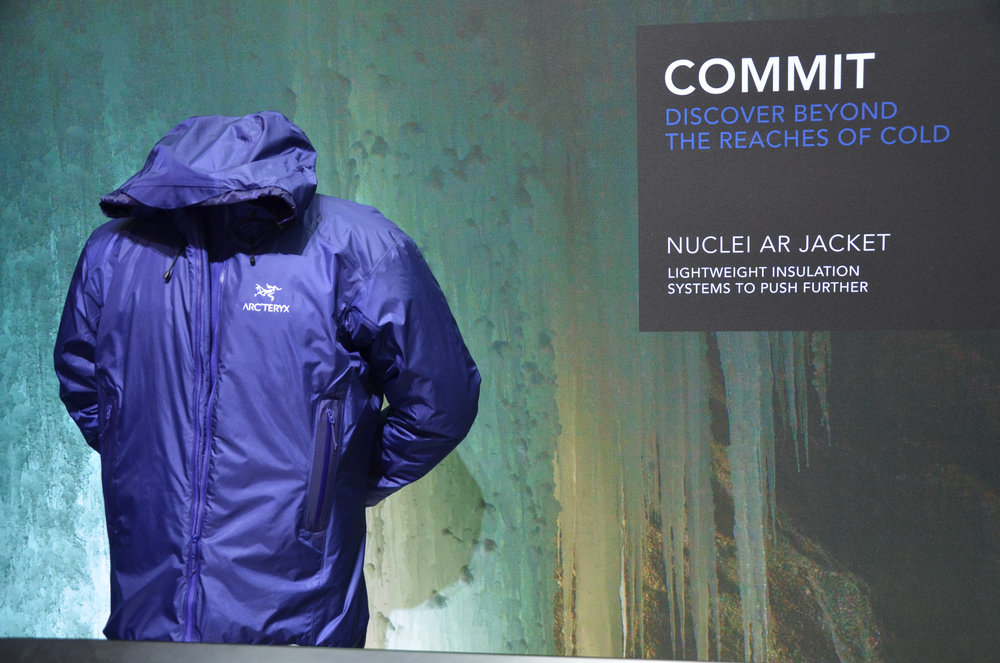 ISPO 2015 - Arc'Teryx - © Skiinfo
