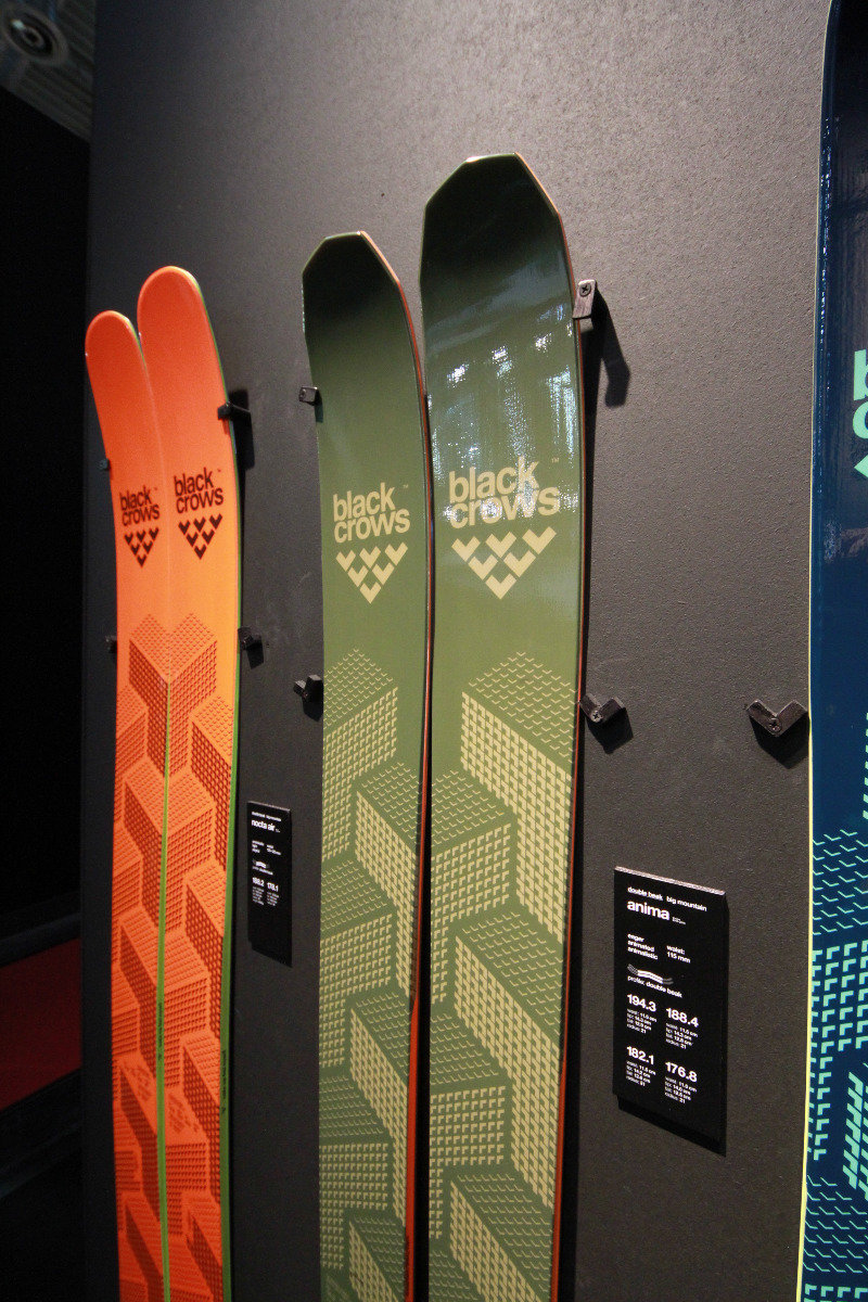 Black Crows Anima, ISPO 2015 - © Skiinfo