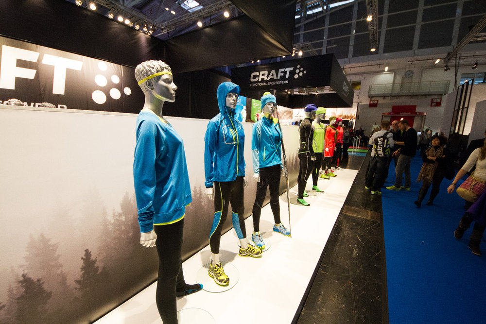 Craft na ISPO 2015 - © Skiinfo