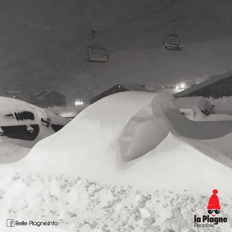 La Plagne - 30.01.2015 - © La Plagne