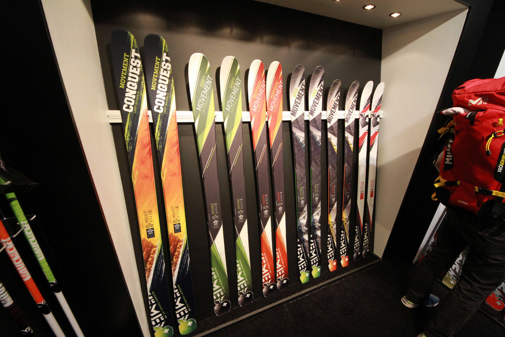 Movement Skis - © Skiinfo