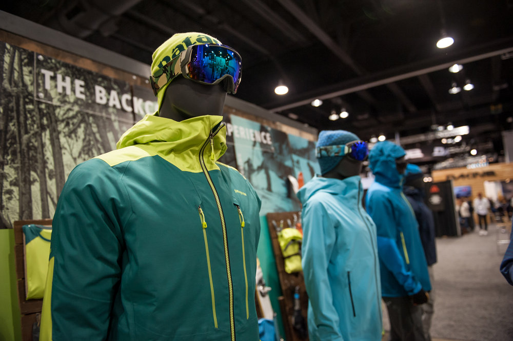 Patagonia's big story for 2015/16? Backcountry touring, with five new kits. - © Ashleigh Miller Photography