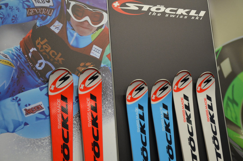 Stöckli - Anteprima attrezzature ISPO 2015