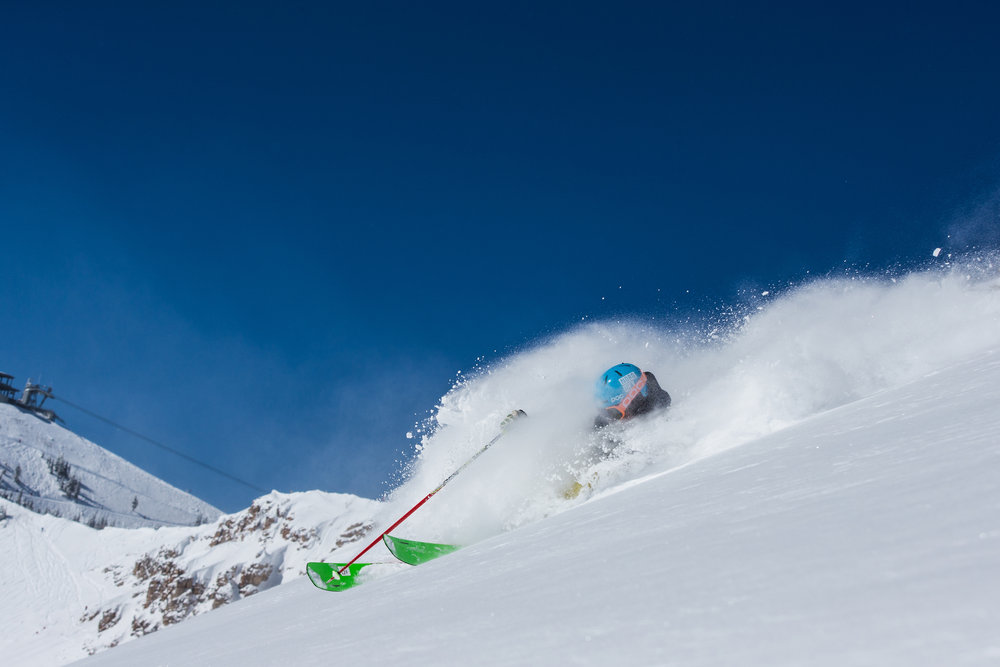 "26"" down and the sun finally up!  - © Liam Doran"