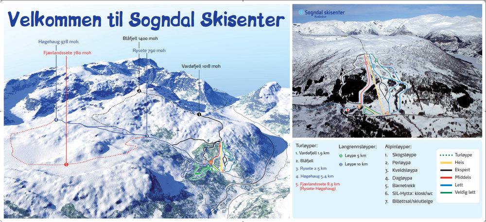 Sogndal - Hodlekve - ©Sogndal Skisenter | Skiinfo Norge @ Skiinfo Lounge