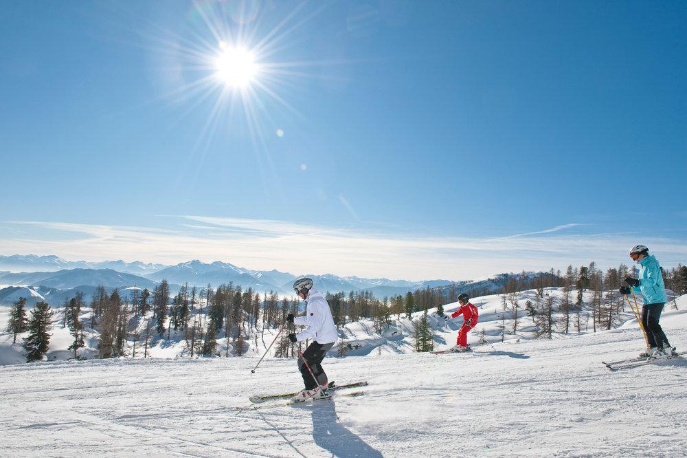 Skiregion Hinterstoder-Wurzeralm - © OÖT Erber