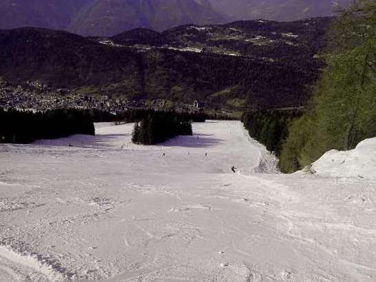 Aprica - Val Scesa uno spettacolo! come del resto tutto  il comprensorio! - © cic84