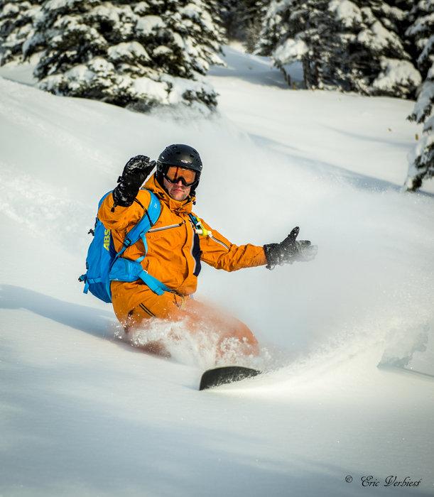 Freeriden im Skijuwel Alpbachtal Wildschönau - © Eric Verbiest