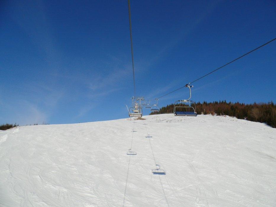 Jarná lyžovačka v Ski Oravice - © Matej Petőcz