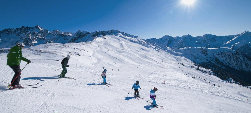 Ski resort Hochzeiger in Pitztal (AUT) - © Albin Niederstrasser