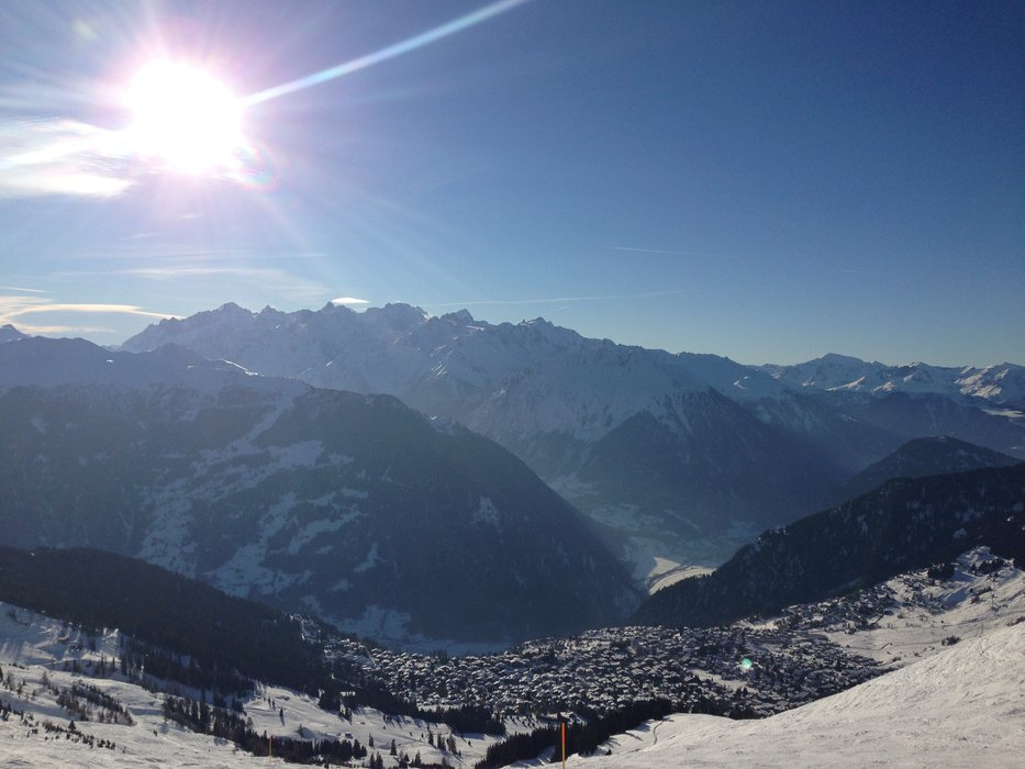 Verbier - Col des Mines - © Skigebiet Verbier