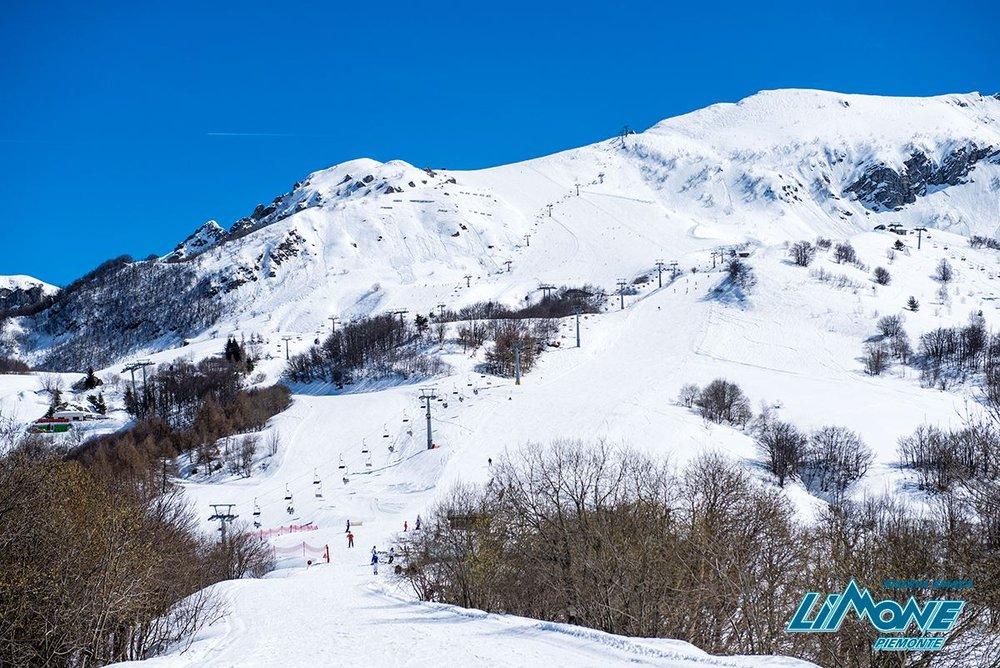Limone Piemonte, Marzo 2015 - © Riserva Bianca Limone P.te Facebook