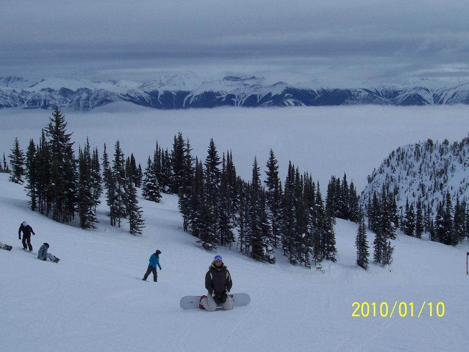 Kicking Horse - ©tamoul @ Skiinfo Lounge