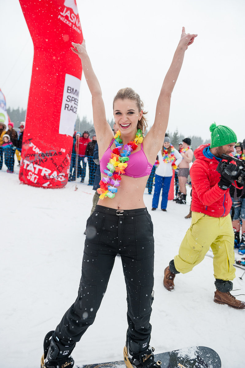 Bikini Skiing 2015 Jasná - © Peter Reefe Kováč