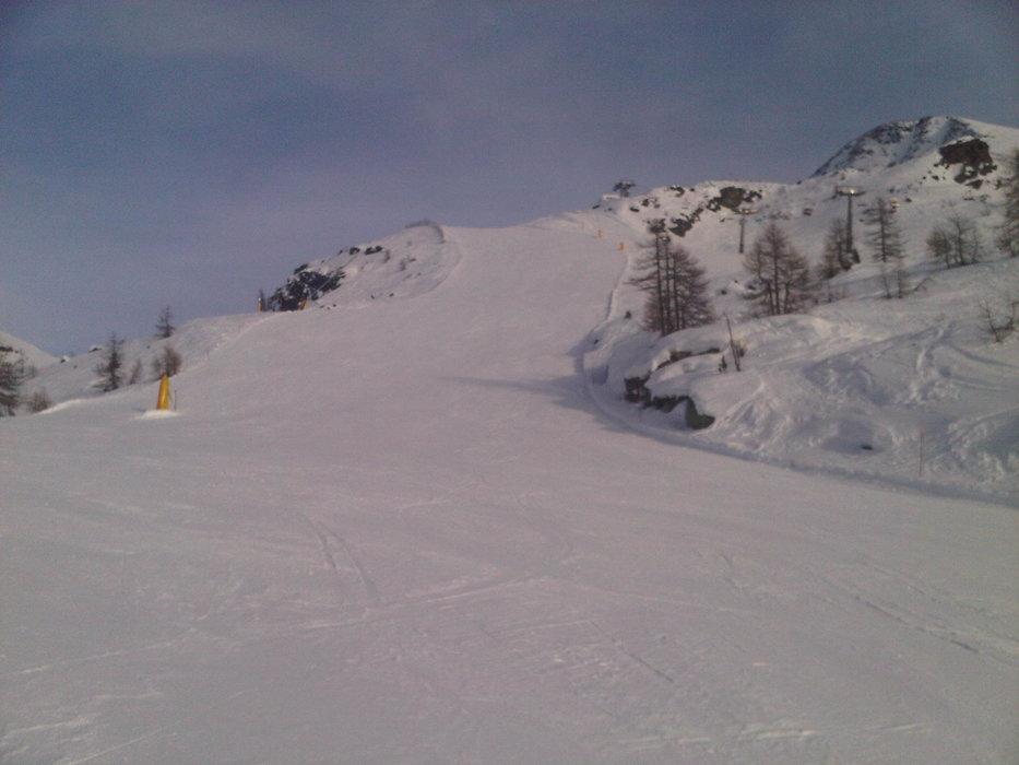 Champoluc - Monterosa Ski - ©Me   Childerique @ Skiinfo Lounge
