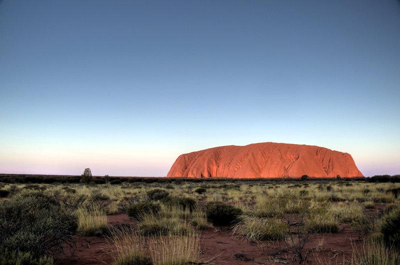 Ayers Rock - Australien - © flickr_nosha