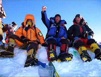 Mount Everest - © www.youtube.com