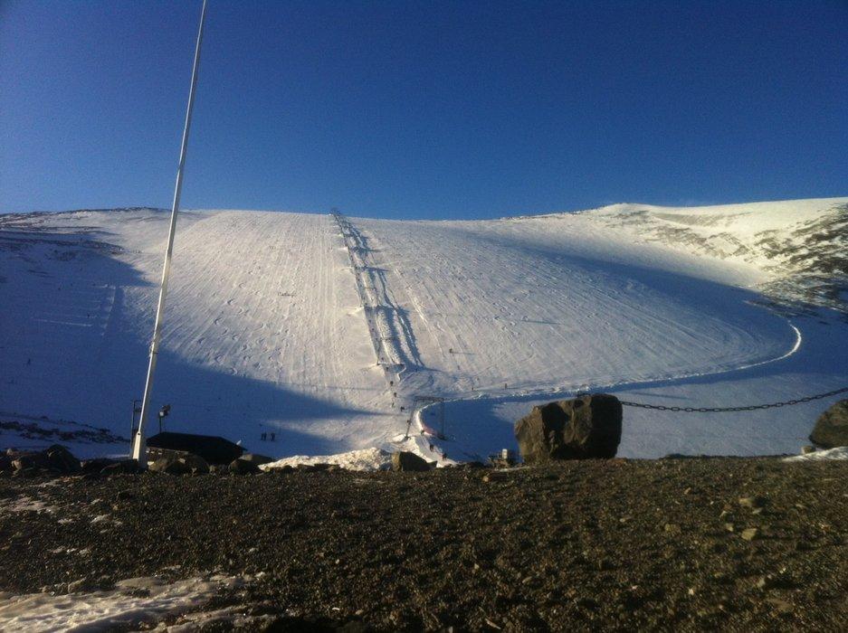 Galdhopiggen Glacier ski - © tomahg @ Skiinfo Lounge