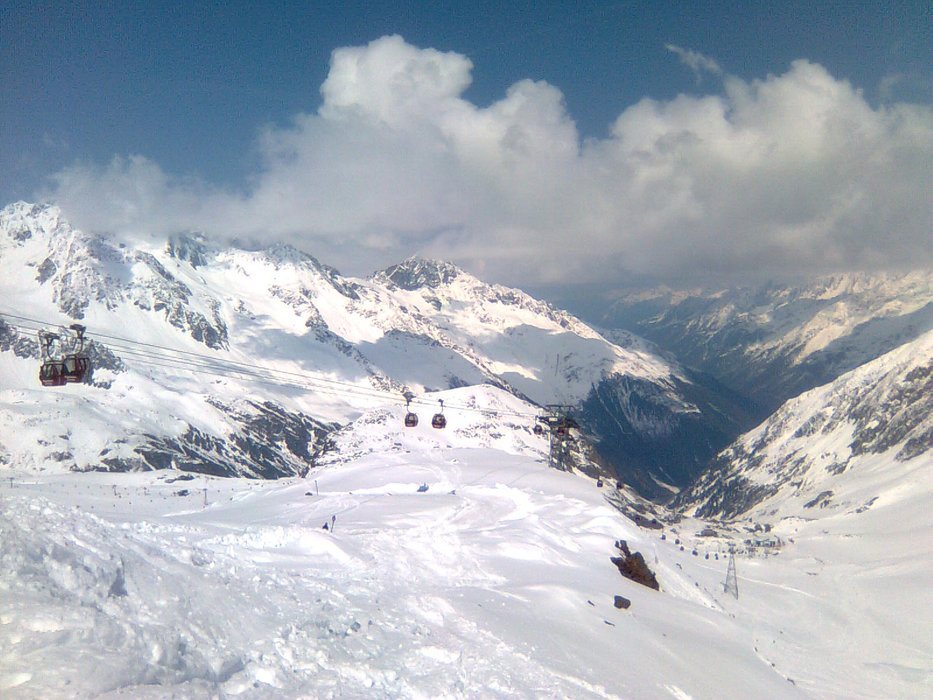 Pitztaler Gletscher - ©patko22 @ Skiinfo Lounge