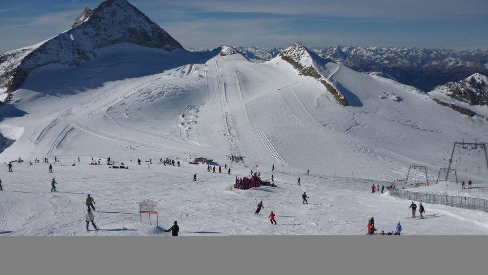 Hintertuxer Gletscher - ©zando @ Skiinfo Lounge