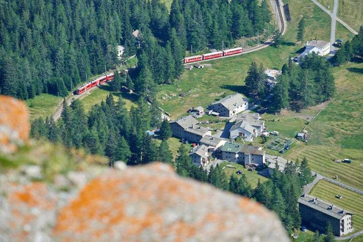 Wandertipp - © Cordula Seiler/Graubünden Ferien