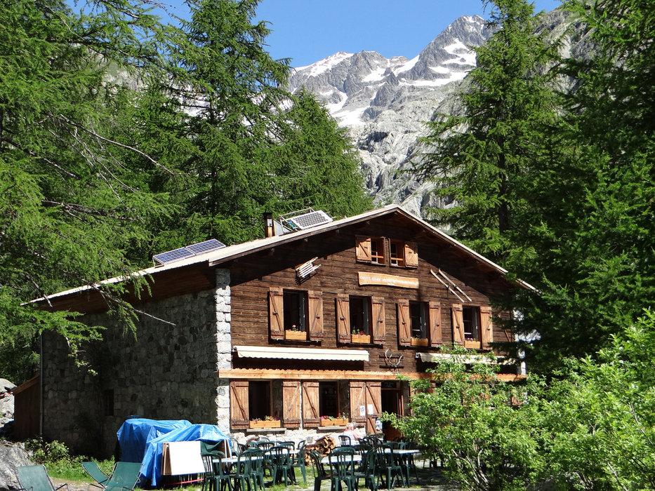 Chalet refuge du Pré de Madame Carle - ©MOSSOT - Wikipedia Commons