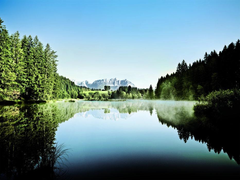 Impressionen aus den Kitzbüheler Bergen - ©Kitzbühel Tourismus