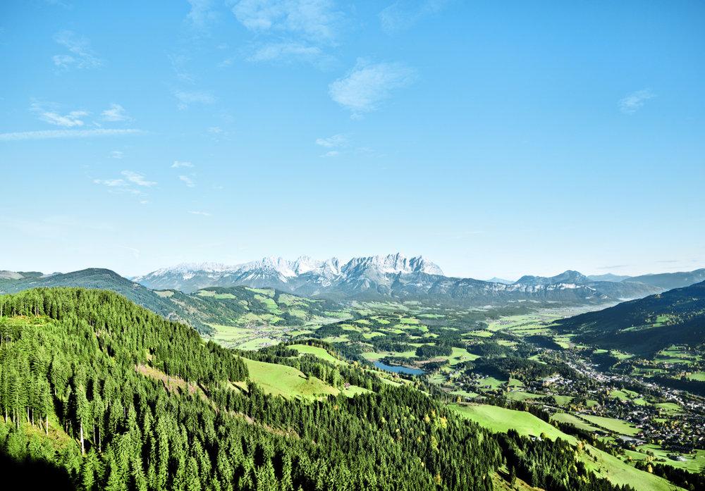 Panorama Kitzbühel - ©Kitzbühel Tourismus