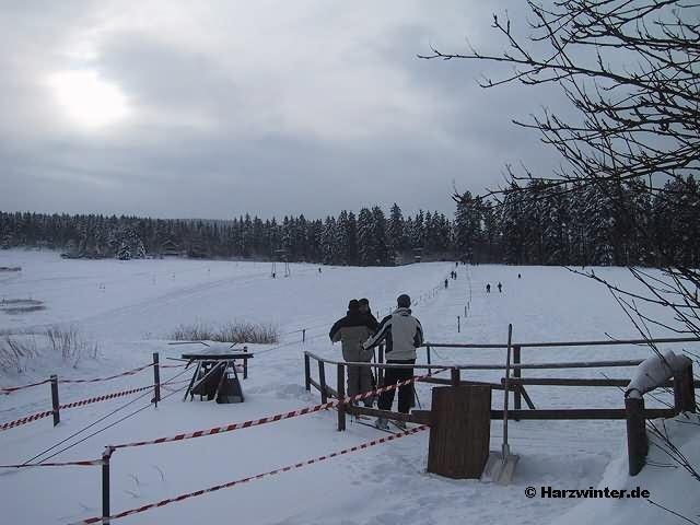 Skigebiet Altenau - © Harzwinter.de