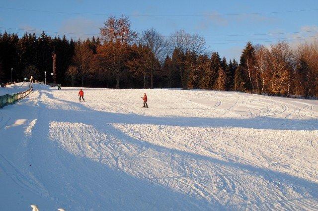 Skilift Vesser - © Thüringer Wald