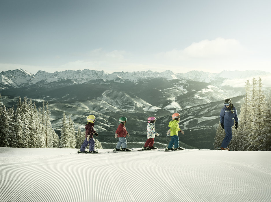 Beaver Creek ski school. - © Beaver Creek