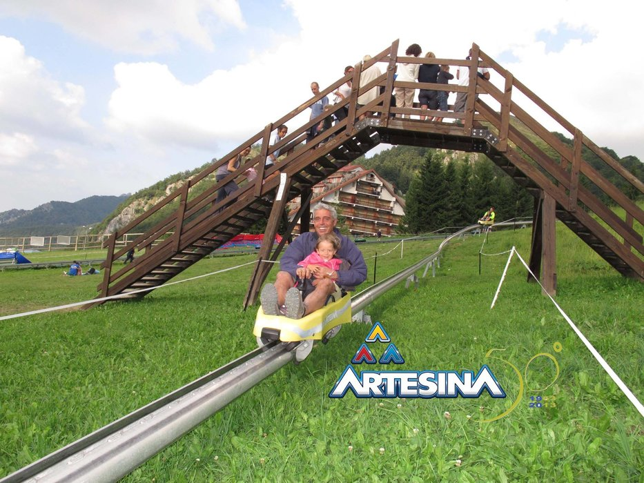 Artesina, Estate 2015 - Bob estivo e Summer Park - © Artesina Official Page (Facebook)