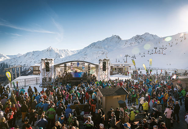 Electric Mountain Festival - © Ötztal Tourismus